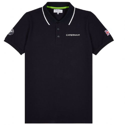 CATERHAM NAVY POLO SHIRT